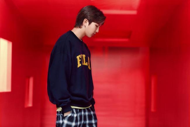 BTS RM 防彈少年團