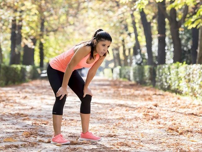 最大攝氧量對應患病風險
