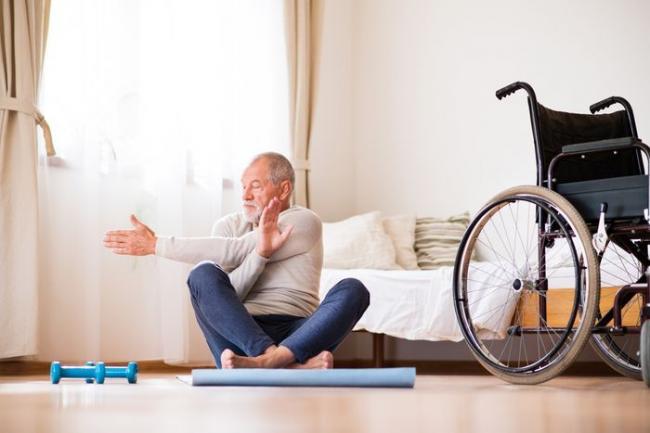 肌肉量少的人會比較容易老化