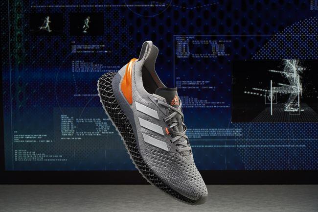 adidas X9000 4D科技跑鞋