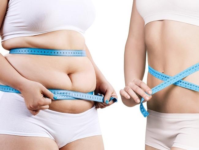身體消耗卡路里的三區塊