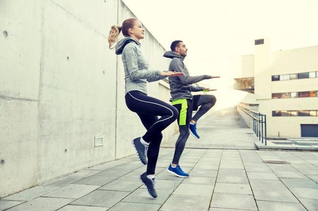 有氧運動與重量訓練