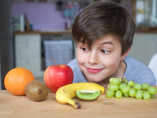 芭樂、柑橘類、奇異果的維生素C含量較高