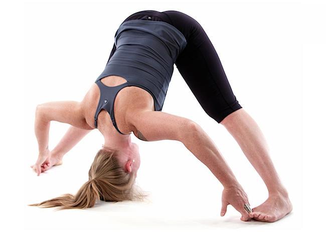 分腿前彎式 Extended Leg Forward Bend
