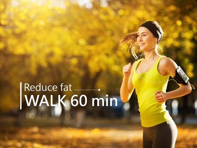 步行運動能減去多少脂肪