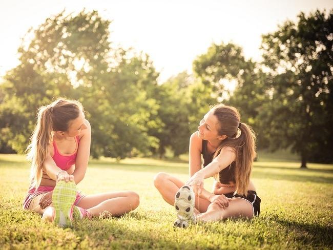 運動找個伴能更加持續
