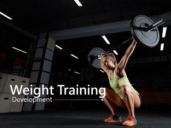 重量訓練會影響身高發育