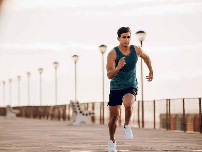 間歇訓練一開始心跳不會快速上升