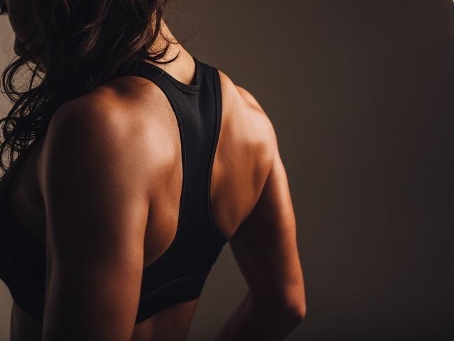 加強上背肌訓練的原因