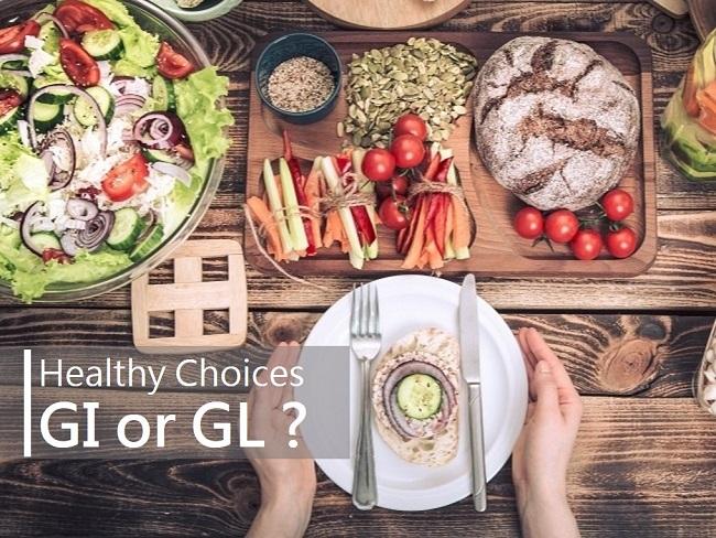 健康的食物選擇