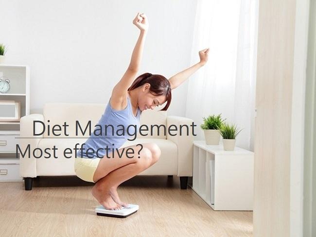 要瘦身哪個飲食管理最有效