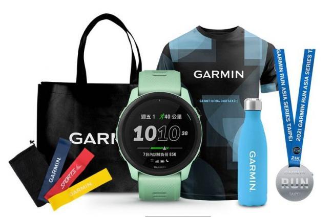 報名禮有專屬跑衣、特製彈力帶及保溫水瓶