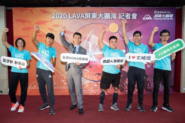 台灣師範大學特教系主任姜義村教授帶領身障組選手