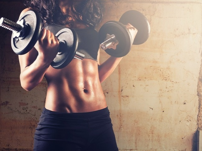 重量訓練可以燃燒熱量
