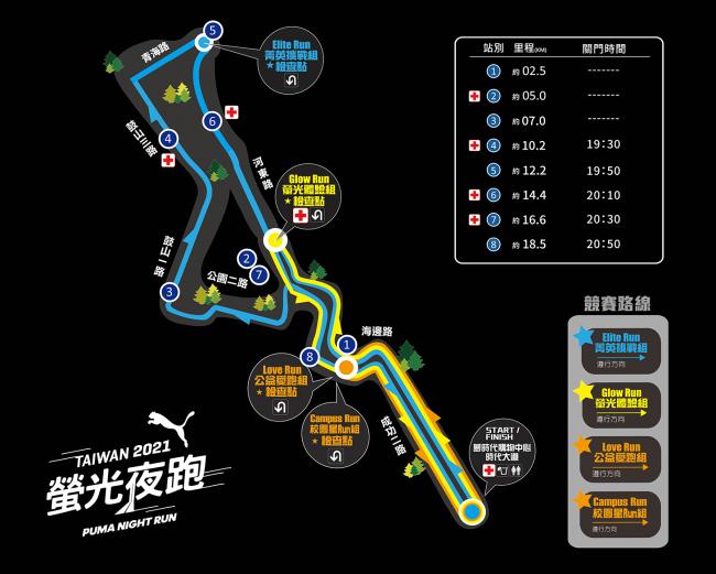 高雄站 21K 路線