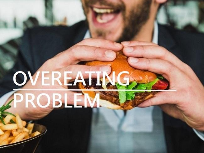 過量的飲食跟大腦有關