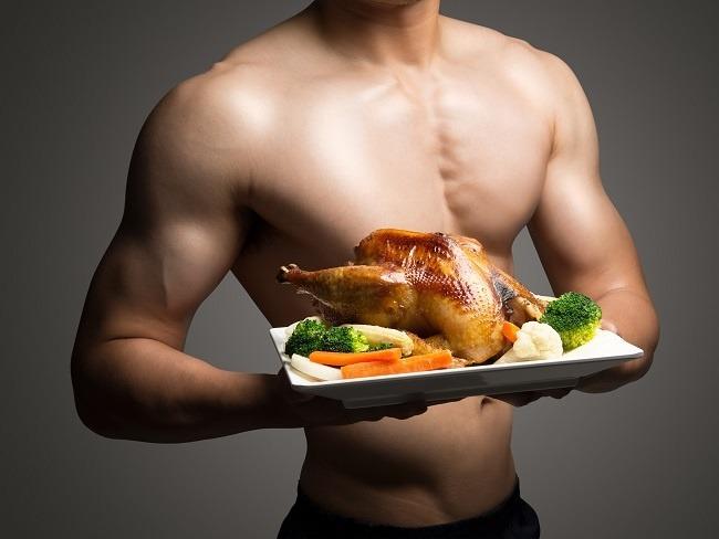 每餐都攝取蛋白質