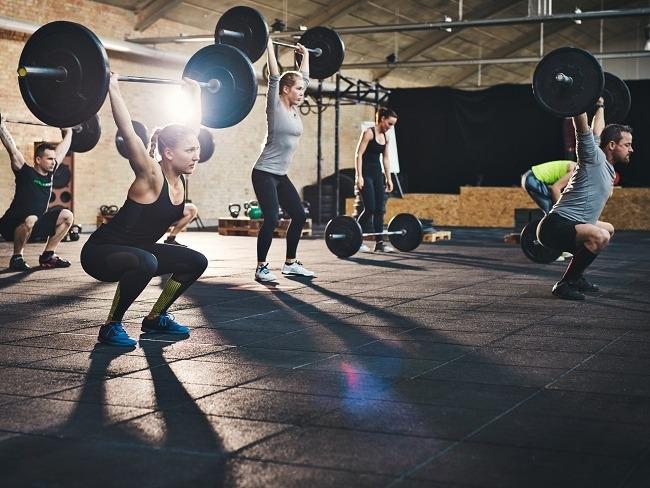 規律的運動訓練