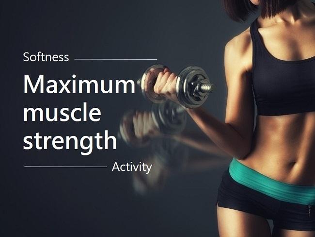 關節活動度與最大肌力