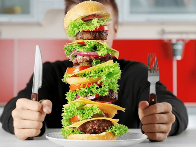 錯誤的飲食習慣