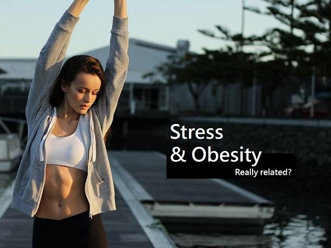 壓力熬夜真的造成肥胖