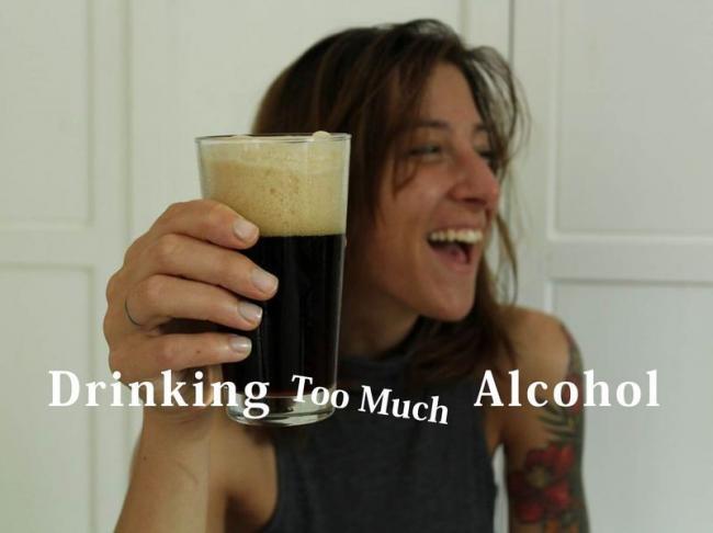 喝酒斷片失智風險增