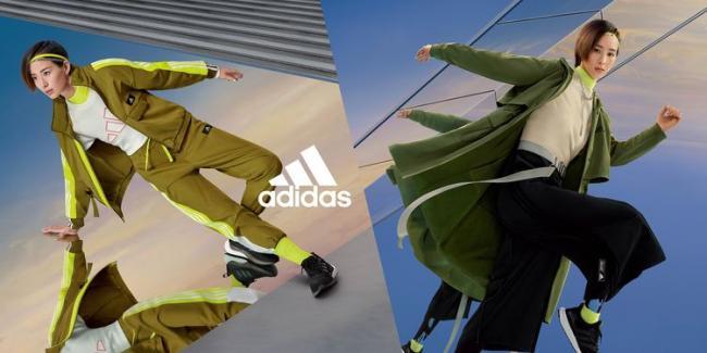 張鈞甯率性演繹Tech-Style科技時尚與Street街頭潮流風格