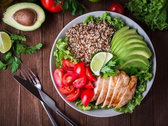 運動後的營養素比例