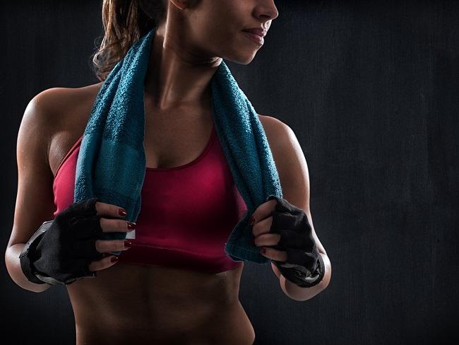 肌肉也會漸漸累積疲勞