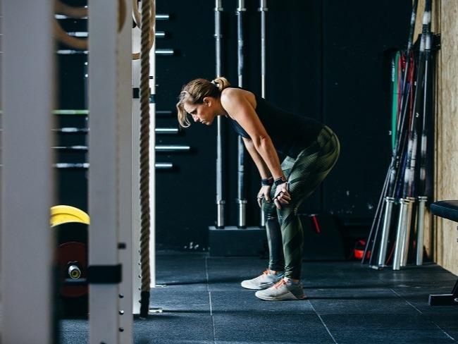 訓練後肌肉修復時間