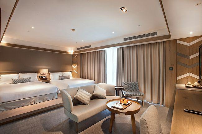 知本老爺為東台灣第一家國際級溫泉渡假酒店