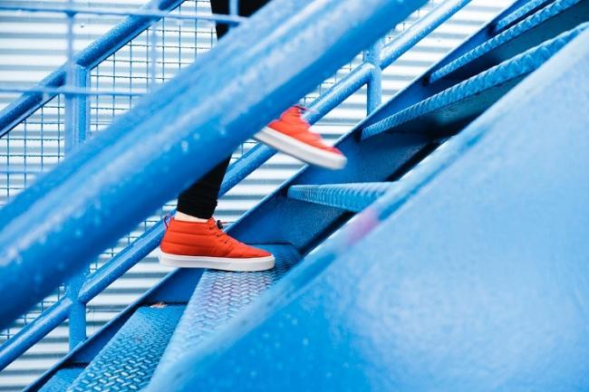 爬樓梯的速度與心臟健康