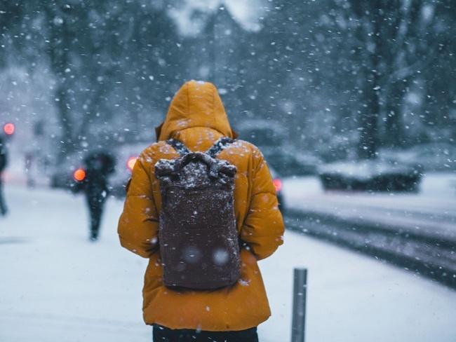 寒冷的天氣