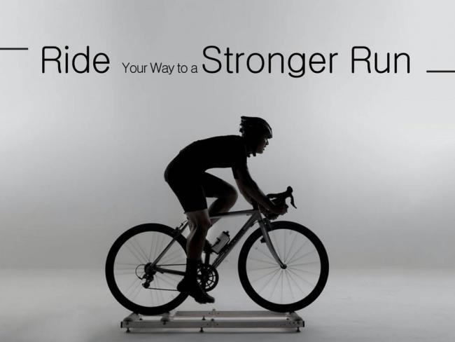 騎腳踏車低衝擊運動助跑步表現達到最佳狀態