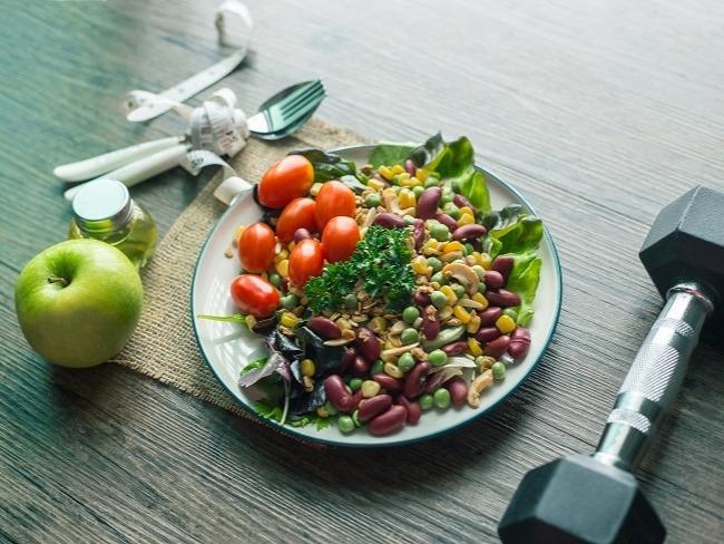 重量訓練的基本營養比例