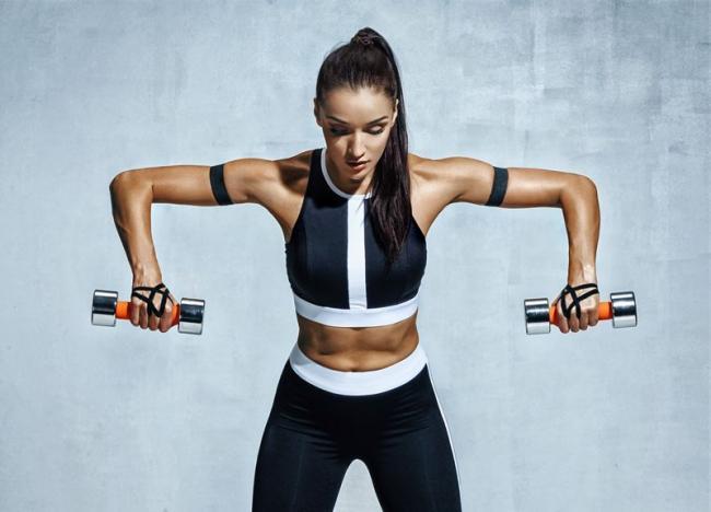 肌肉增加體脂率就會減少