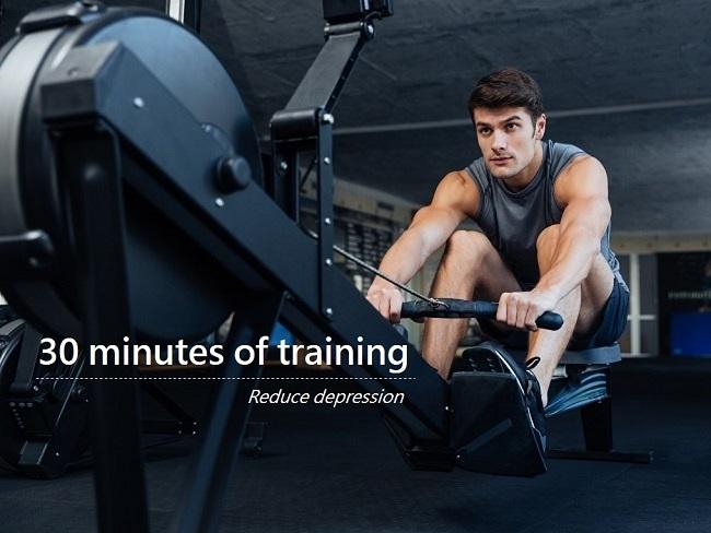 養成運動習慣對腦部有利