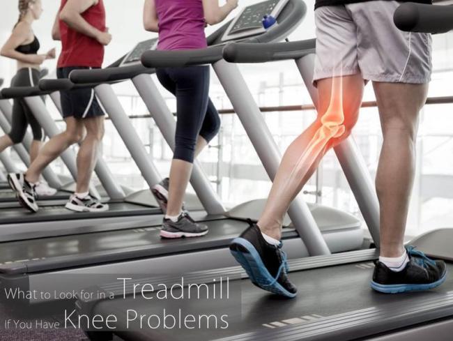 挑選適合你膝蓋的跑步機
