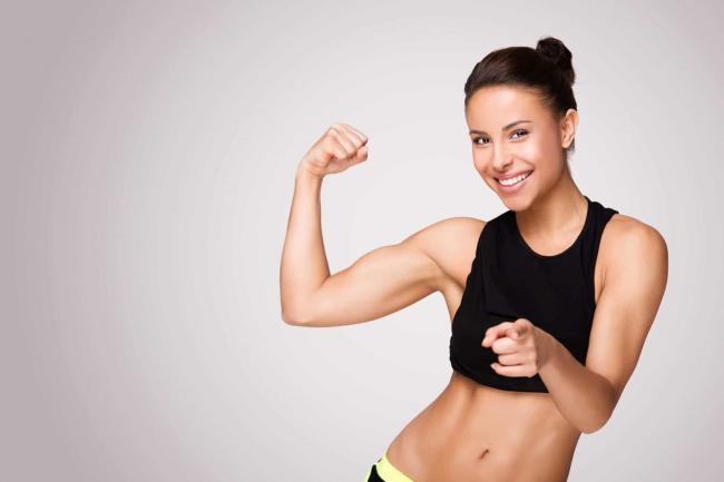 肌肉越多,抵抗力越好且抗病毒能力佳