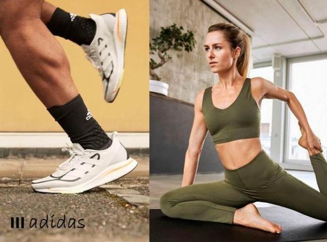adidas推薦系列機能運動裝備