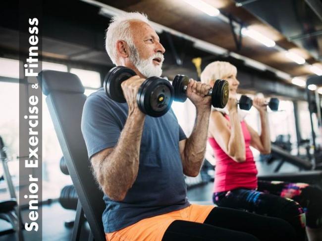 規律訓練使老年人肌力回春