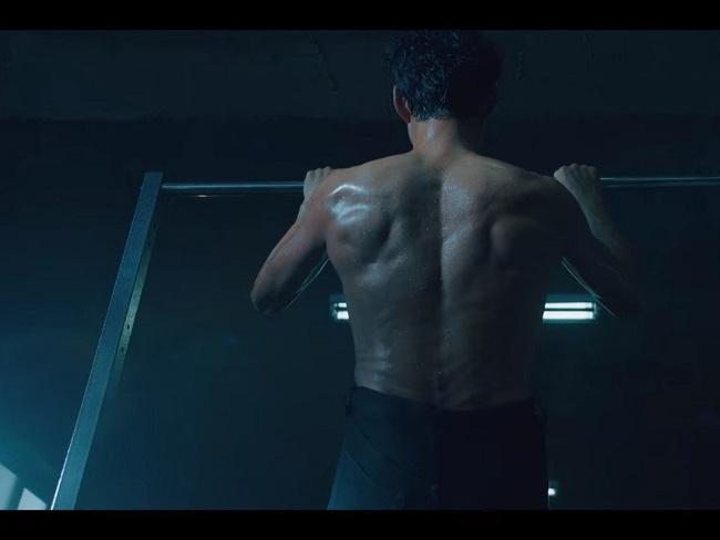 背部肌群的訓練動作