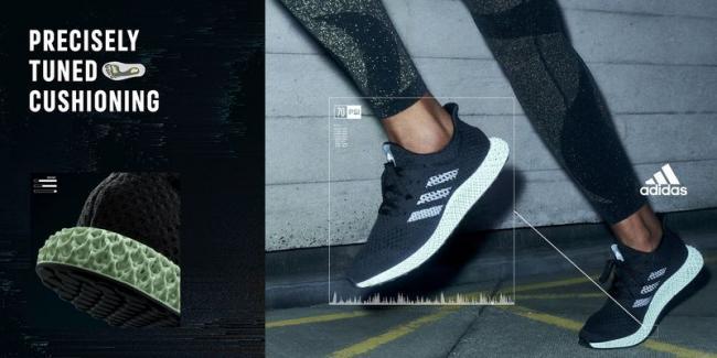 「未來之鞋」adidas Futurecraft 4D復刻跑鞋