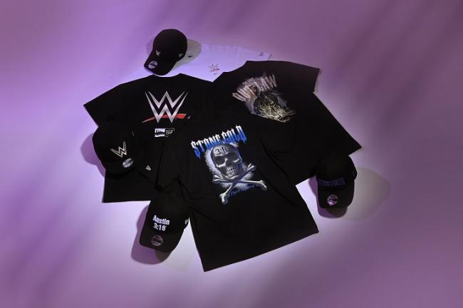 New Era X WWE傳奇系列