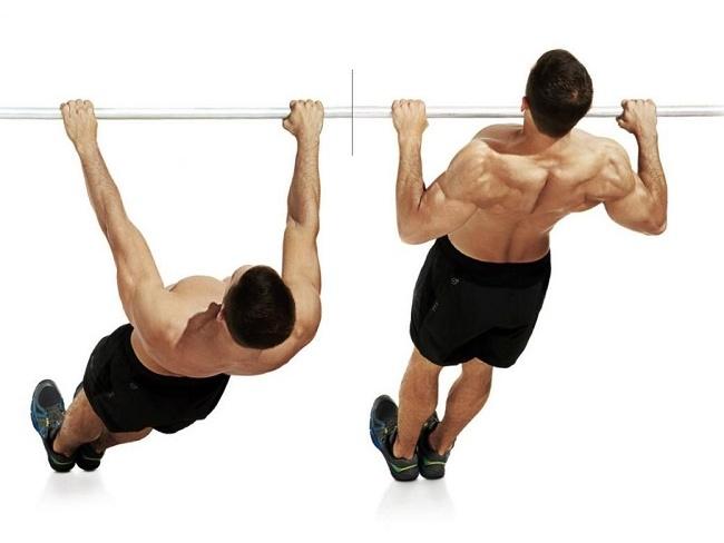 混合式背肌訓練動作
