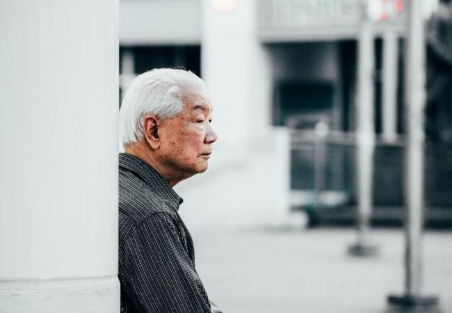 老年人的肌肉會快速流失