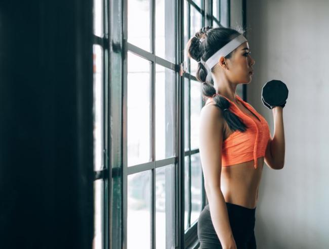 沒運動肌肉流失快速