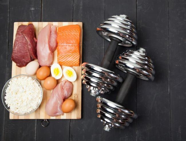 減肥的高蛋白質飲食