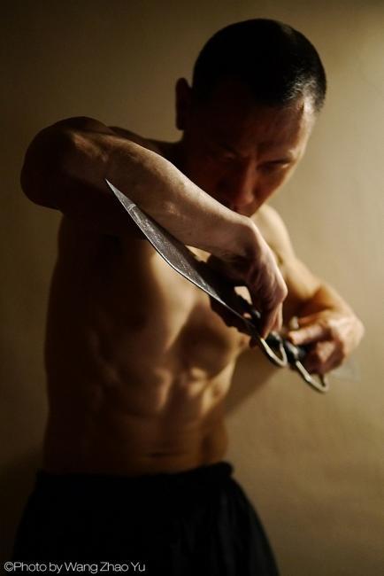 詠春八斬刀