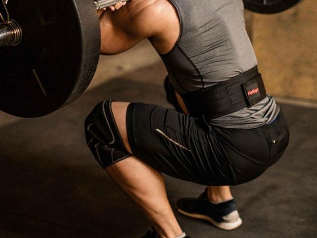 健身腰帶提升訓練表現